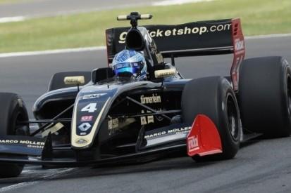 Dubbelslag Nissany op Silverstone, punten voor Visser
