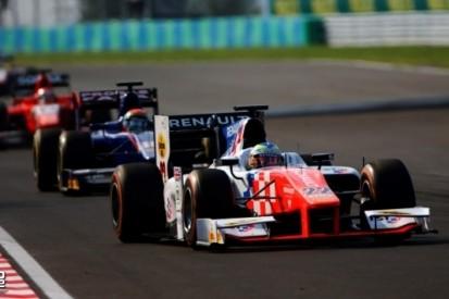 Lastig GP2-weekend voor Rowland en MP Motorsport