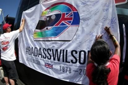 Circuit Snetterton vernoemt bocht naar Justin Wilson