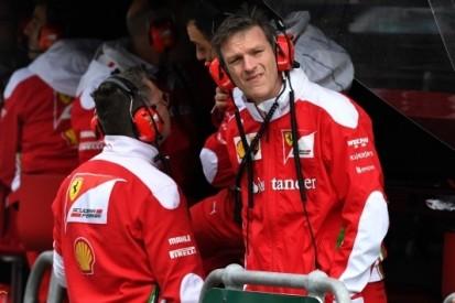 Ferrari neemt afscheid van technisch directeur Allison