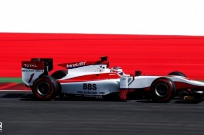 Binder vervangt Canamasas bij GP2-team Carlin