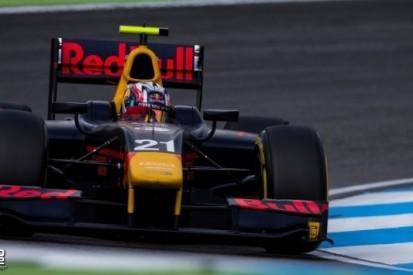 Gasly gediskwalificeerd na GP2-race in Hockenheim