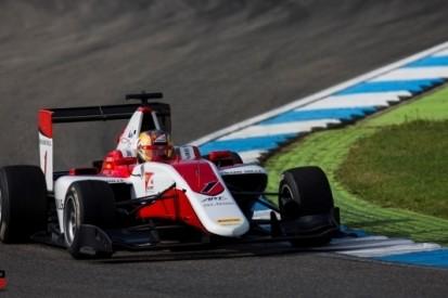 Hughes wint GP3-sprintrace, Leclerc doet goede zaken