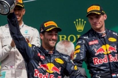 Ricciardo evenaart met P2 beste klassering van 2016