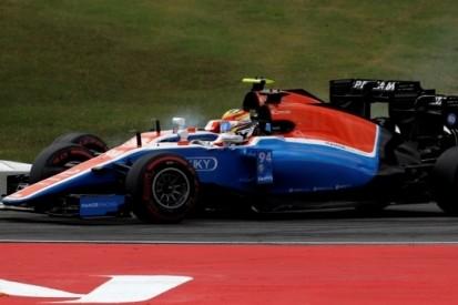 Manor verslaat Sauber wederom ondanks aanrijding