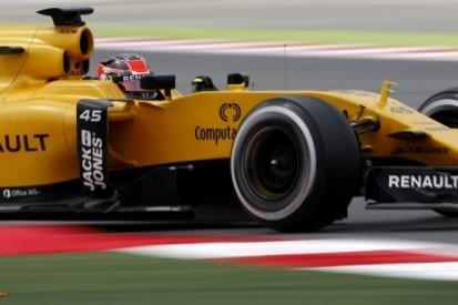 Renault laat reserverol onbezet na tijdelijk vertrek Ocon