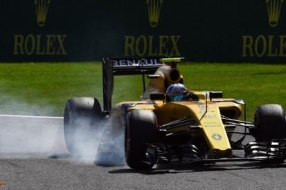 Renault verbaasd over uitstekende kwalificatie