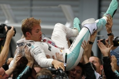 """Rosberg: """"Goede start leverde uiteindelijk overwinning op"""""""