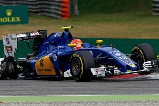 Palmer en Sauber verschillen van mening over incident