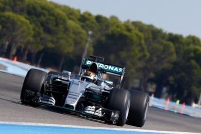 Wehrlein rijdt 63 rondjes op laatste testdag Pirelli