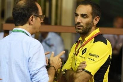Renault kijkt naar lange termijn bij keuze voor coureurs