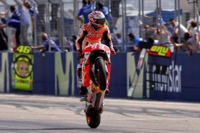 Marquez doet goede zaken in MotoGP-kampioenschap