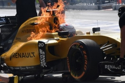 """Renault geschrokken: """"Gelukkig is iedereen in orde"""""""