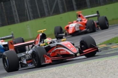 Delétraz maakt terrein goed op Dillmann in Monza