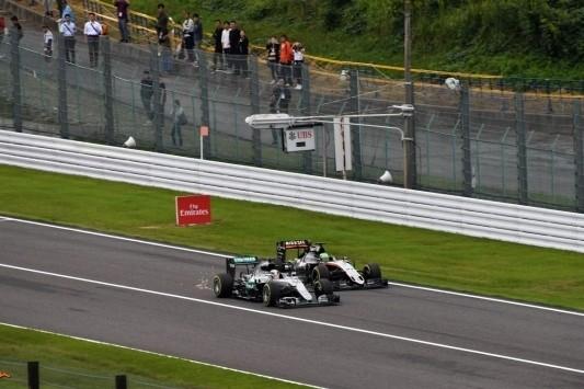 """Lowe: """"Hamilton reed één van zijn beste races van seizoen"""""""