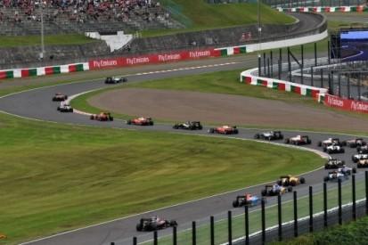 Het bewogen raceweekend in Japan in twaalf foto's