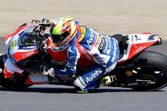 Barbera moet wennen, Dovizioso vierde voor Ducati