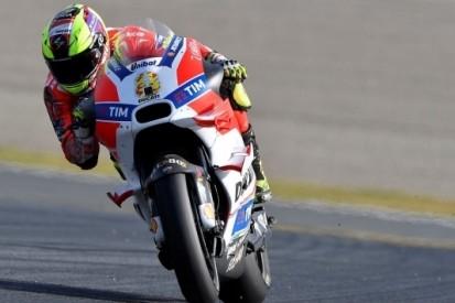 Barbera ook op Phillip Island bij fabrieksteam Ducati