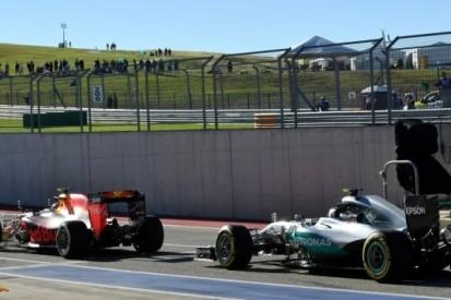 Rosberg op zijn hoede voor veranderlijk weer in Austin