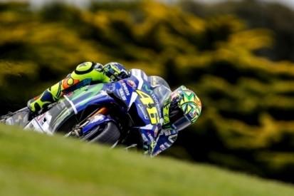 Yamaha-coureurs buiten top tien in listige kwalificatie