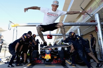 Het raceweekend op het Circuit of the Americas in foto's
