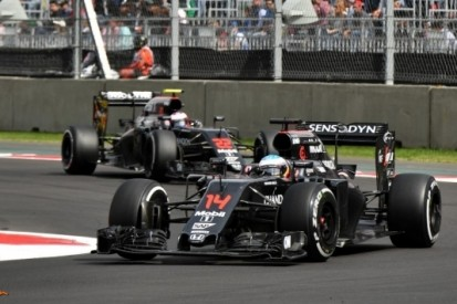 """McLaren puntloos in Mexico: """"Inhalen is hier erg lastig"""""""