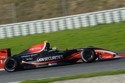 Delétraz bouwt voorsprong voor FR 3.5 V8-titel uit
