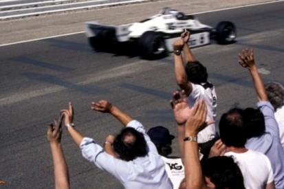 Terug naar 1982, het kampioensjaar van vader Rosberg