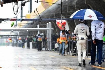Williams rekent op regen en denkt aan '2013-scenario'