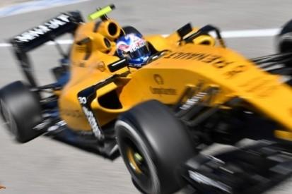 """Renault: """"Onder de indruk van progressie Palmer"""""""