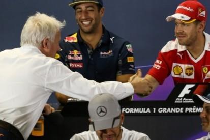 """Whiting vergeeft Vettel scheldkanonnade: """"Zo is het klaar"""""""