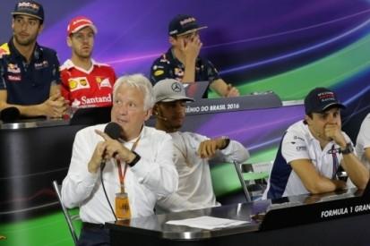 """Whiting doceert: """"Hamilton ging duidelijk van zijn gas"""""""