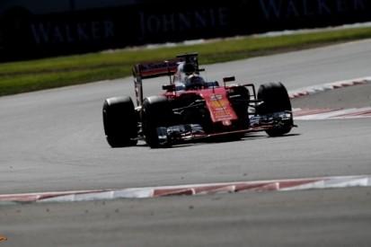 Ferrari besluit straf Vettel uit Mexico aan te vechten