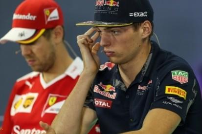 """Vettel belde met Verstappen: """"Kou is uit de lucht"""""""
