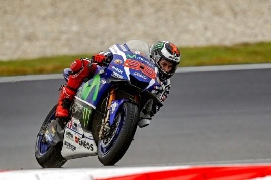 Lorenzo ook sterkste in tweede sessie Valencia