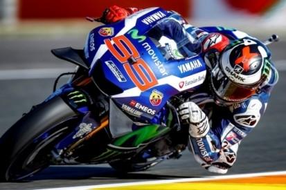 Lorenzo in nieuw ronderecord naar pole in Valencia