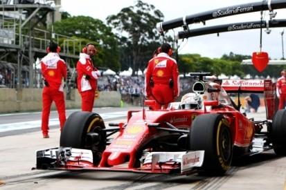 Vettel heeft goede hoop dat Ferrari Red Bull kan verslaan