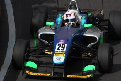 Félix da Costa wint kwalificatierace in Macau