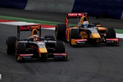 GP2 en GP3 in lijn van F1: teamgenoten knokken om titel