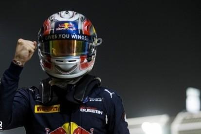 Gasly scoort waardevolle punten dankzij pole in Abu Dhabi