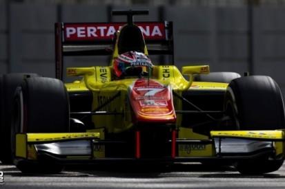 Evans trekt GP2-deur na vier jaar achter zich dicht