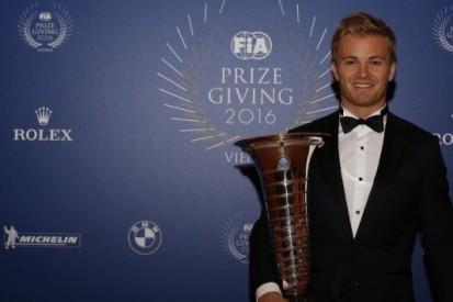 Terugblik: het jaar dat Rosberg wereldkampioen maakte