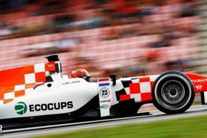 Daniël de Jong keert in 2017 niet terug in GP2