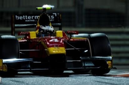 Malja verkast van Rapax naar Racing Engineering