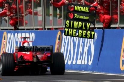Familie Schumacher lanceert initiatief 'Keep Fighting'