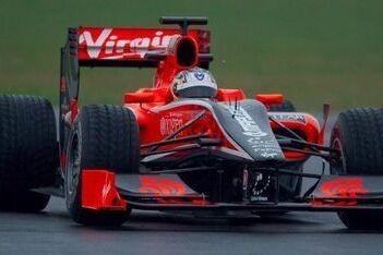 Fotospecial: de moeizame jaren van Manor in de F1