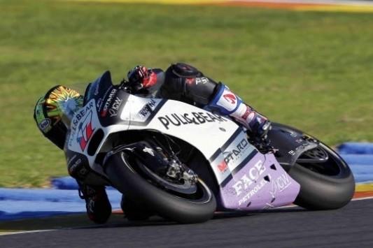"""Abraham terug van weggeweest: """"MotoGP is wat ik wilde"""""""