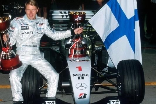 Achtergrond: Finland, bron van Formule 1-succes