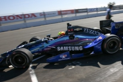 Pigot blijft bij ECR, team AJ Foyt switcht naar Chevrolet