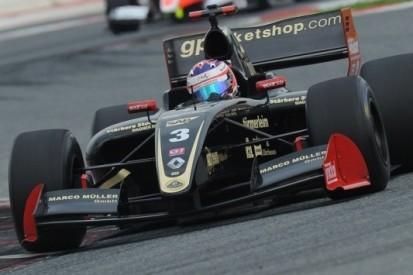 Formule V8 3.5: Fittipaldi en Binder bij Lotus